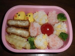 子供の「食事」は持参しよう