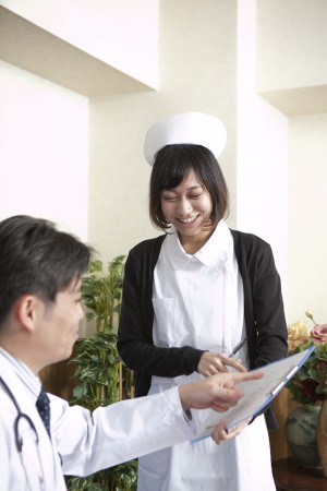 自分の不妊治療をしながら、産婦人科で務める日々