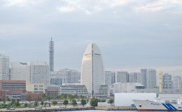 横浜市の様子